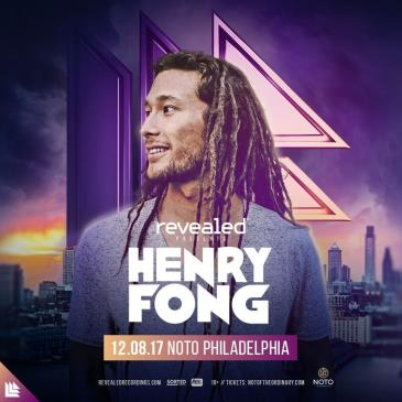 Henry Fong: Main Image